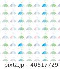 パターン 傘 柄のイラスト 40817729