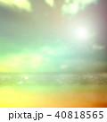 南国 海 空のイラスト 40818565