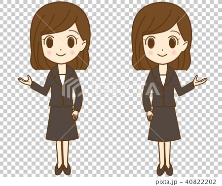 guidance, business woman, businesswoman 40822202