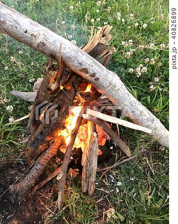 焚き火 40826899