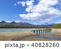 北海道 タウシュベツ川橋梁 40828260