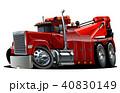車 自動車 トラックのイラスト 40830149