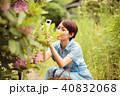 アジア人 カメラ 携帯の写真 40832068