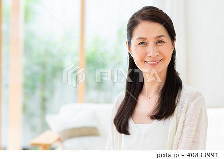 シニアの女性 40833991