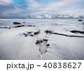 浜辺 景色 風景の写真 40838627