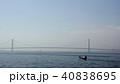 明石海峡大橋 海上より 40838695