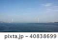 明石海峡大橋 海上より 40838699