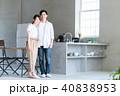 新生活 夫婦 キッチンの写真 40838953