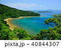 海 加計呂麻 晴れの写真 40844307