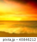 南国 海 空のイラスト 40846212