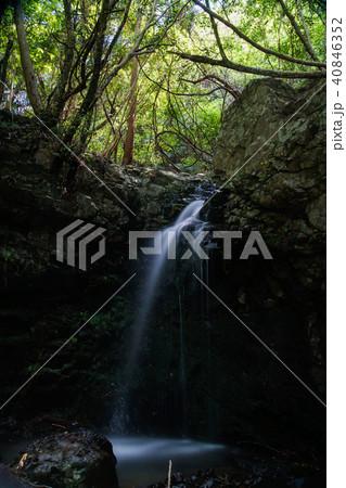 上槻の滝(長崎県対馬市) 40846352