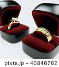 ダイヤ ダイヤモンド 指輪のイラスト 40846762