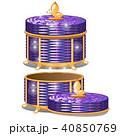枝編み細工 ベクトル バスケットのイラスト 40850769