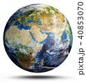 地球 スペース 空間のイラスト 40853070