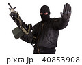 銃 強盗 強盗犯の写真 40853908