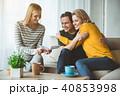 ファミリー 家庭 家族の写真 40853998