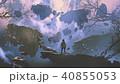 イラスト イラストレーション 挿絵のイラスト 40855053
