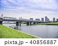 新幹線 東海道新幹線 風景の写真 40856887