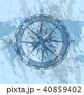コンパス 航海 地理のイラスト 40859402