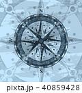 コンパス 航海 地理のイラスト 40859428