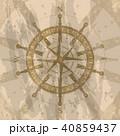 コンパス 航海 地理のイラスト 40859437