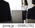 ビジネス プレゼン セミナー 40861762