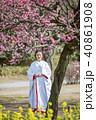 人物 女性 新婦の写真 40861908