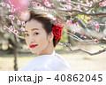 結婚 和 花嫁の写真 40862045