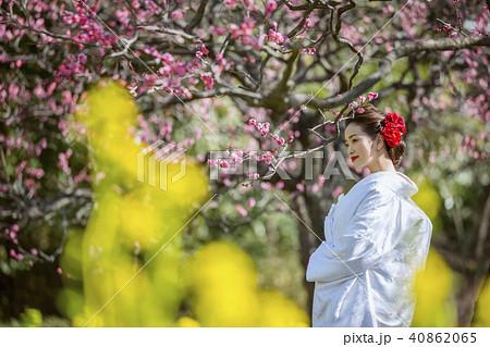 和装結婚式 花嫁 40862065