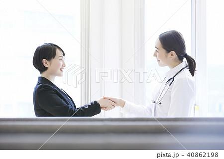 病院 待ち合い室 40862198