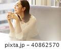 カフェ リラックス 40862570