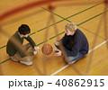 バスケットボール 男性  40862915