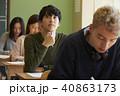 男子 学生 生徒の写真 40863173