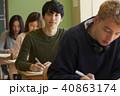 男子 学生 生徒の写真 40863174
