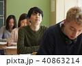 男子 学生 生徒の写真 40863214