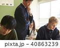 先生 学生 インターナショナルスクールの写真 40863239
