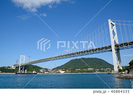 関門海峡 40864335