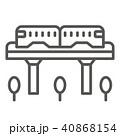 アイコンシリーズ(ストロークアイコン) 40868154