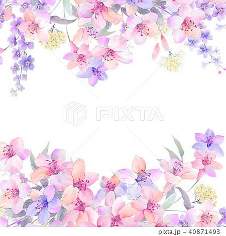 花 フラワー お花 40871493