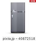 冷蔵庫 ベクトル 冷凍庫のイラスト 40872518