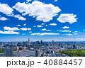 青空 雲 初夏の写真 40884457