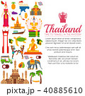 Country thailand travel vacation guide of goods 40885610