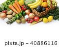 野菜と果物の集合 40886116