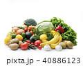 野菜と果物の集合 40886123