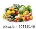 野菜と果物の集合 40886140