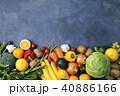 野菜と果物の集合 40886166