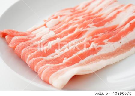 豚 バラ 肉 薄切り