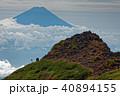富士山 風景 山の写真 40894155