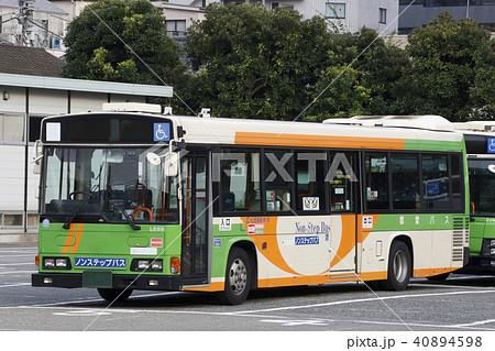 都営バス(日野レインボーHR) 40894598