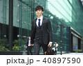 ビジネス ビジネスマン 営業の写真 40897590